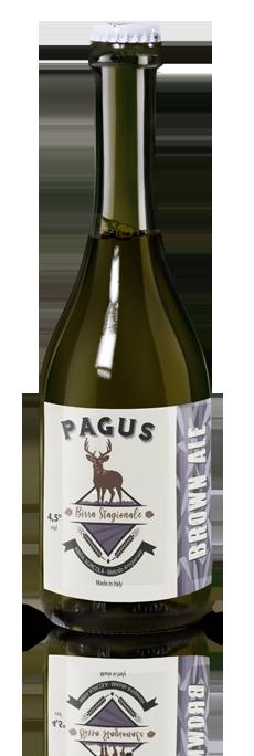 Birra agricola Pagus Brown ale