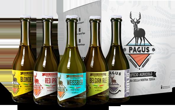 Birra Pagus Box assaggio